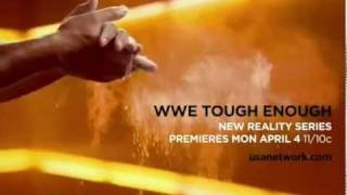 WWE Tough Enough Promo