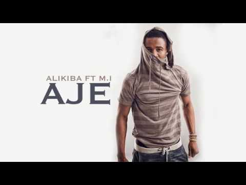 Alikiba ft M.I -aje (official  Audio ) thumbnail