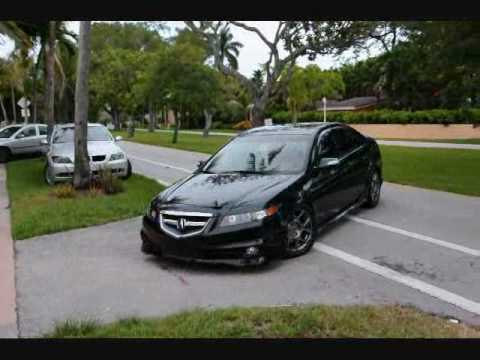 My Acura Tl Type S With Atlp V2 Quads Youtube