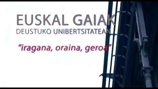 Euskal Gaiak DU-n (40 urte)