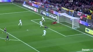 Video: Chiêm ngưỡng khả năng chuyền bóng tuyệt vời của Lionel Messi