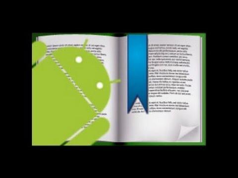 Чтение книг на Андроид djvu
