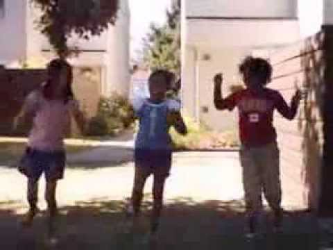 2005 Angel's 4 Soul Kids Chicken Dance video