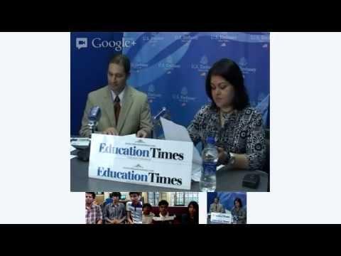 Education Times:  Hangout with Consul General Josh Glazeroff