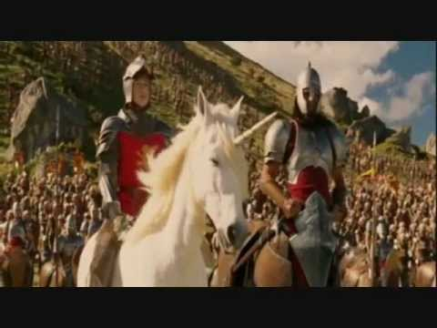 Las Cronicas De Narnia El Leon La Bruja Y El Ropero Batalla