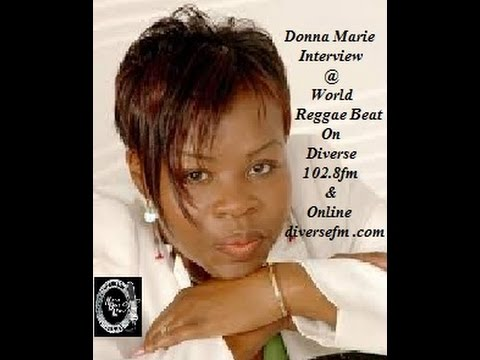 Donna Marie Talks To DJ Warm n Easy
