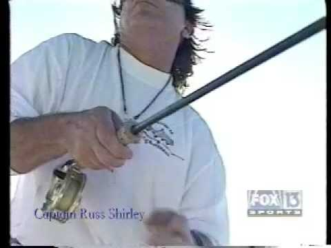 Fly Fishing St. Petersburg Beach For Spanish Mackerel