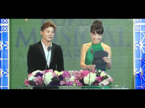 111114 JYJ 준수 Junsu | 한국 뮤지컬 대상 Korea Musical Awards 1/2 Music Videos