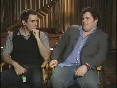 Interview with Ty Burrell and Josh Gad of