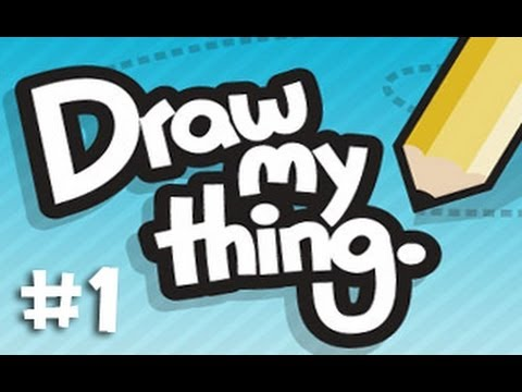 OMGPOP: Draw My Thing w/ Ze & The Creatures - Episode 1