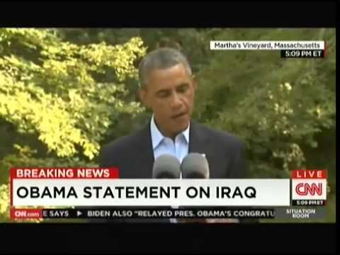 BUILD-UP TO WW3 - President Obama Addresses ISIS Crisis