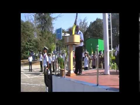 COIMBATORE MARINE COLLEGE 66TH REPUBLIC DAY CELEBRATIONS 2015