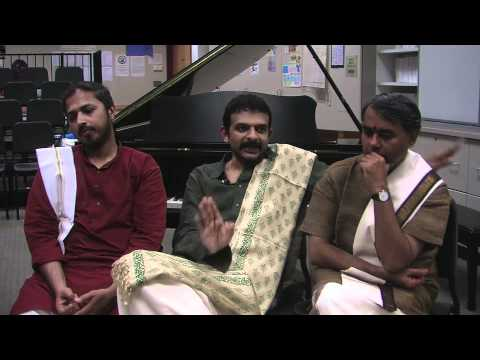 T. M.  Krishna and Company Interview