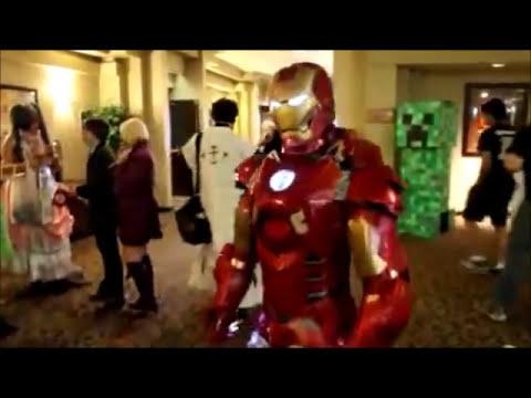 El mejor traje de Iron Man del mundo