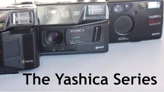 The Yashica T Series