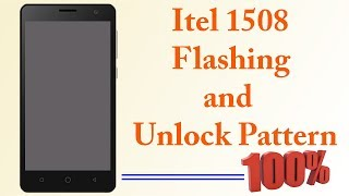 Itel flashing
