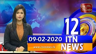 ITN News 12.00 - 09-02-2020