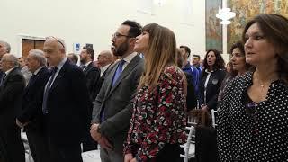 Cerimonia Premiazioni Azzurri Fipsas - Medaglie 2018