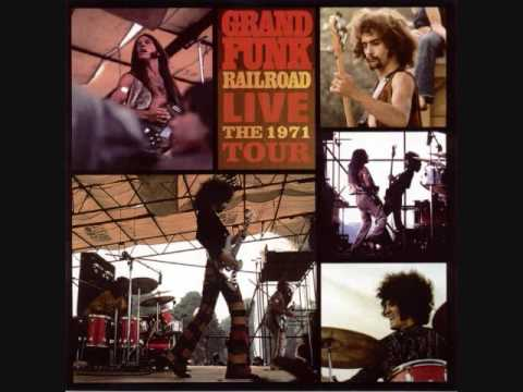 Grand Funk Railroad - Live The 1971 Tour - 10 - Gimme Shelter