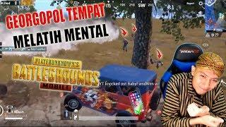 BELAJAR BAR-BAR PAKE HP? GA MASALAH !! - PUBG MOBILE INDONESIA