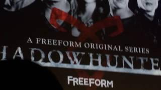 2016 NYCC Shadowhunters Panel Pt. 1
