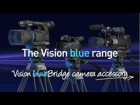Vision blueBridge camera accessory for Vision blue camera supports