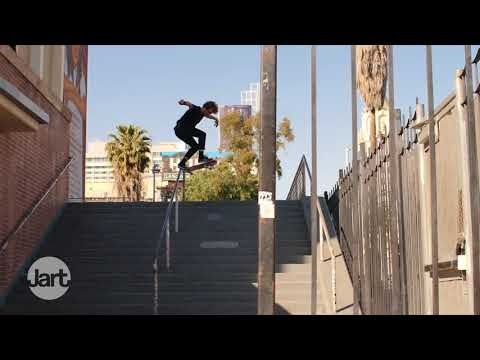 Jart Skateboards - Adrien Bulard NEW LIFE RAW edit