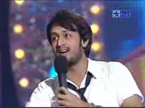 Atif Aslam Tere Bin In Star Voice of India