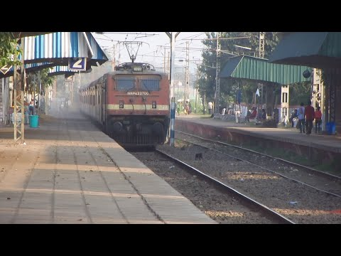 Up Bhubaneswar-New Delhi Rajdhani Express skips Ghatsila