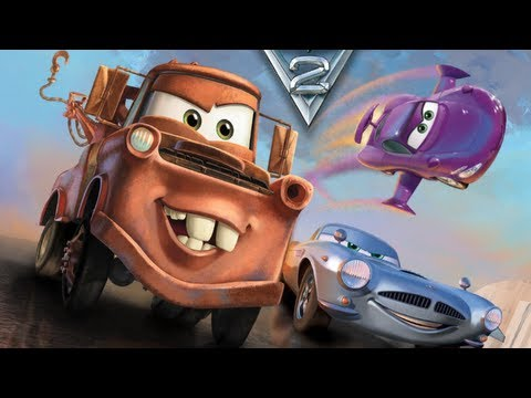 Cars 2 - ESPAÑOL - Una aventura de espías - todos los caracteres - the cars part 2 (Game Characters)