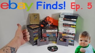 Ebay Game Deals Unboxing - Ep. 5 - Stacks Of Free Games!!!