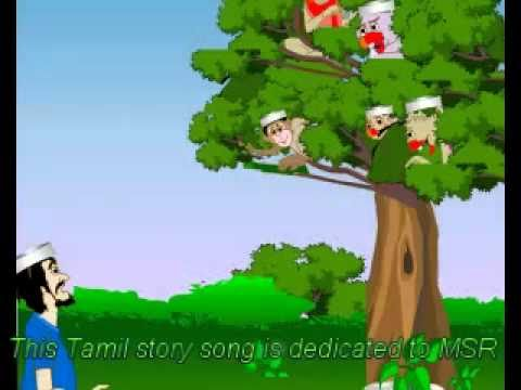 The Story Of Capseller And The Monkey In Tamil By Sarvesvaran Aged 5 And Half video
