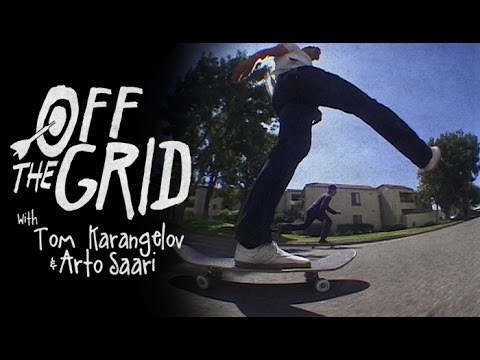 Tom Karangelov & Arto Saari - Off The Grid