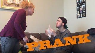 Telling Albanian Mom I