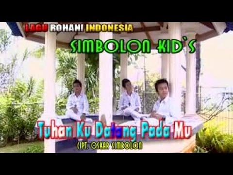 Simbolon Kids - Tuhan Ku Datang Padamu (Official Lyric Video)