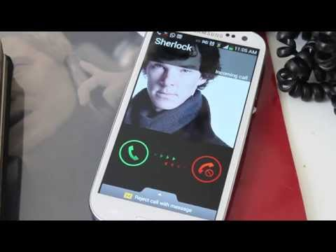 Sherlock: The Network - Android August 2014 - #jointhenetwork