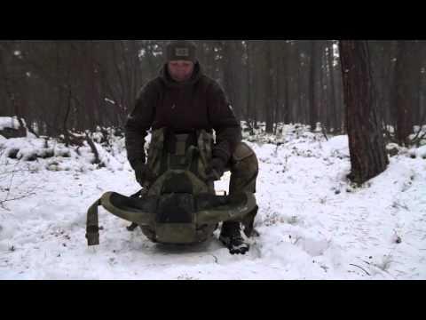 Видеообзор рюкзака X 300 Warrior Assault Systems от Дениса Гусева