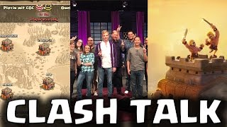 Clash Talk - Finland Trip, Arranged Wars, September Update Incoming?! | Clash of Clans
