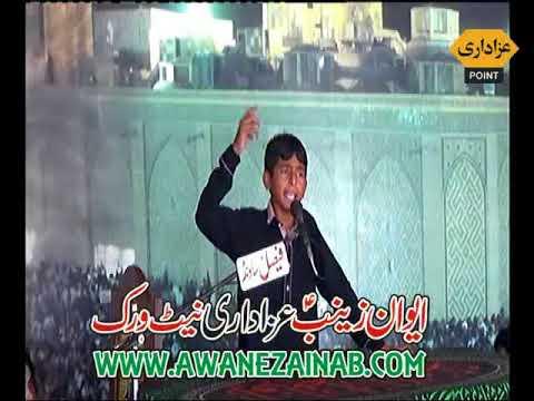 Zakir nahna majlis 14  rabiulawal 2017 Sayed thasil phaliya mandibhudin