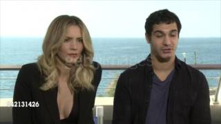 Katharine McPhee and Elyes Gabel's Last Interview Together Before Breaking Up
