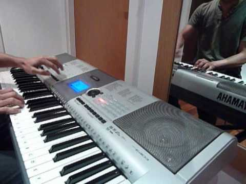 Yaad Kiya Dil Ne Kahan Ho Tum - Instrumental - Patita - On Piano   Keyboard - By Paresh video