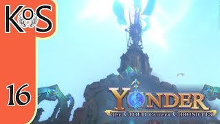 Yonder Ep 16: THE OLD KINGDOM - Farming, Fishing, Crafting, Relaxing! - Let's Play, Gameplay