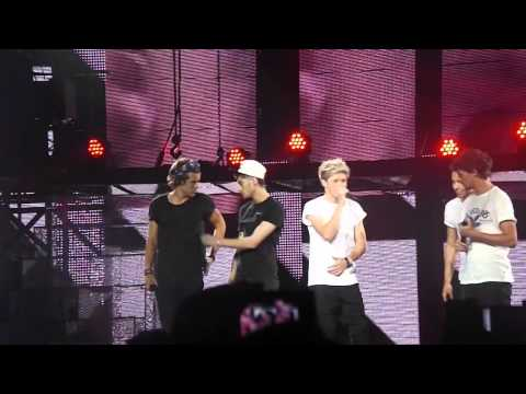 Loved You First- One Direction Concert- Los Angeles, CA-August 9,2013