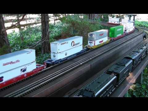 The Big Haul - One mile long Lionel Train.m2t