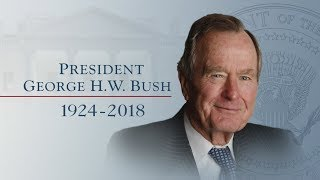 LIVE: State Funeral for President George H.W. Bush (C-SPAN)