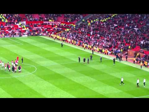 Louis van Gaal's End of Season Speech | #MUFC 1-1 Arsenal | #RedArmyCam