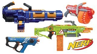 Coop's Speculation on Upcoming 2019 Nerf Blasters!