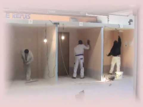 Peintre En Batiment Of Atelier Peinture En B Timent Institution Le Repuis Youtube