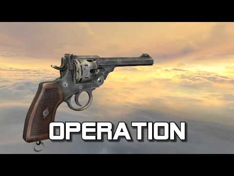 Webley MKVI (full disassembly and operation)