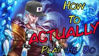 How to ACTUALLY play He Bo (Featuring on DukeSloths channel)